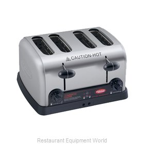Hatco TPT-240-QS Toaster, Pop-Up