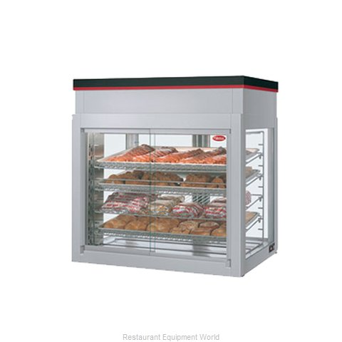 Hatco WFST-2X Display Case, Hot Food, Countertop