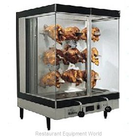 Hickory 1-9 Countertop Rotisserie Oven