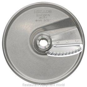 Hobart 15SLICE-5/32CR-SS Food Processor, Slicing Disc Plate