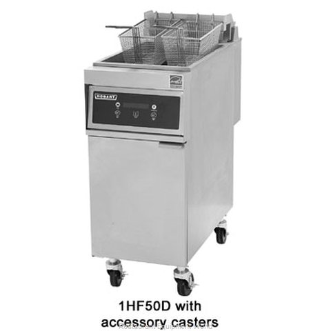 Hobart 1HF50D-1 Electric Fryer (Magnified)