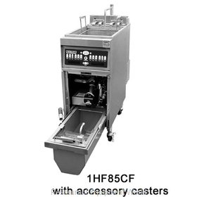Hobart 1HF85CF-1-SBL Fryer Floor Model Electric Full Pot