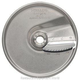 Hobart 3JUL-5/32-SS Food Processor, Julienne Disc Plate