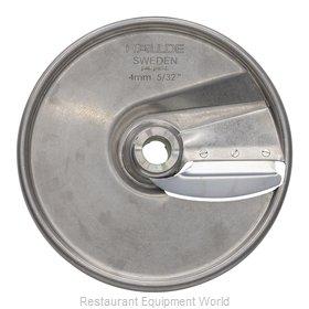 Hobart 3SLICE-1/8-SS Food Processor, Slicing Disc Plate