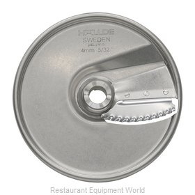 Hobart 3SLICE-5/32CR-SS Food Processor, Slicing Disc Plate