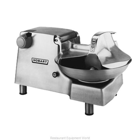 Hobart 84186-19 Food Cutter, Electric (Magnified)