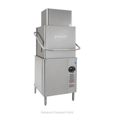 Hobart AM15VL+BUILDUP Dishwasher, Door/Hood Type