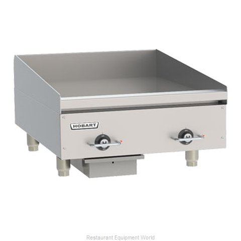 Hobart CG24 Griddle Counter Unit Electric