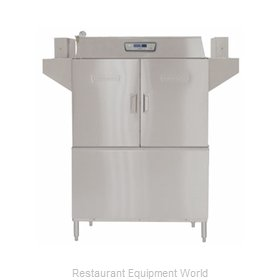 Hobart CL44E-26 Dishwasher, Conveyor Type