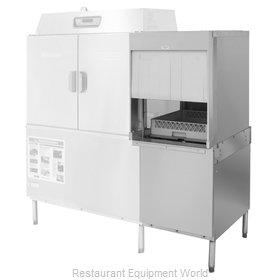 Hobart CLCS66E+BUILDUP Dishwasher Conveyor Type