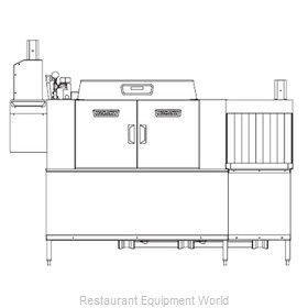 Hobart CLCS86ER+BUILDUP Dishwasher Conveyor Type