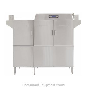 Hobart CLPS66E-9 Dishwasher, Conveyor Type