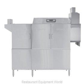 Hobart CLPS66ER+BUILDUP Dishwasher Conveyor Type