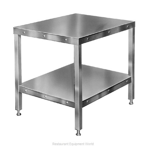 Hobart CUTTER-TABLE3 Equipment Stand for Mixer Slicer