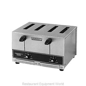 Hobart ET27-4 Toaster, Pop-Up