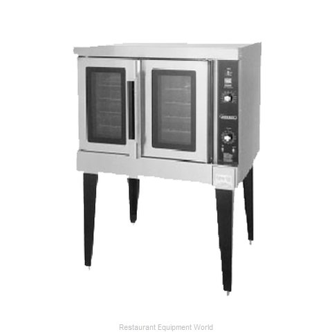 Hobart HEC5+BUILDUP Oven Convection Electric