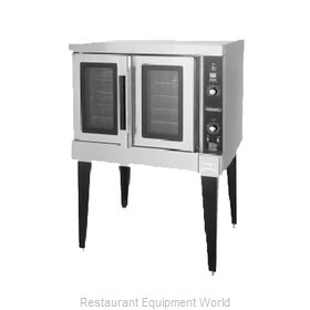 Hobart HEC501-240V Convection Oven, Electric