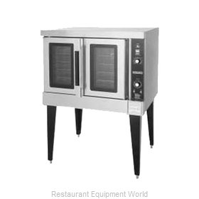 Hobart HGC502-PROPANE Convection Oven, Gas