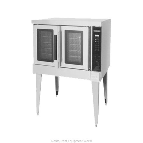 Hobart HGC5DX+BUILDUP Oven Convection Gas (Magnified)