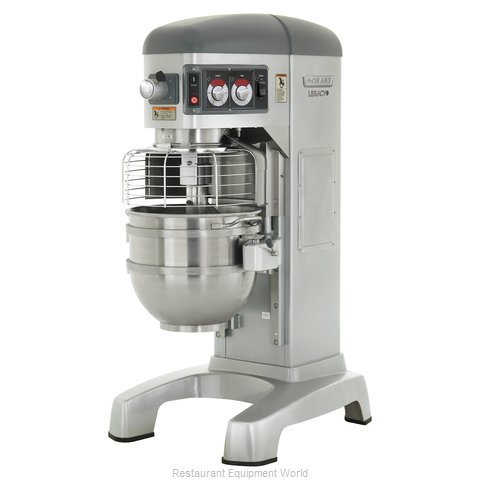 Hobart HL662-2STD Mixer Planetary (Magnified)