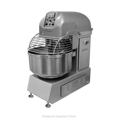 Hobart HSL180-2 Mixer Dough Spiral Heavy Duty (Magnified)