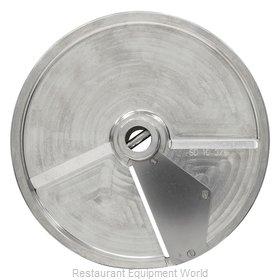 Hobart SFTSLCE-3/8 Food Processor, Slicing Disc Plate