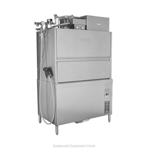 Hobart UW50+BUILDUP Utensil Washer Door Type