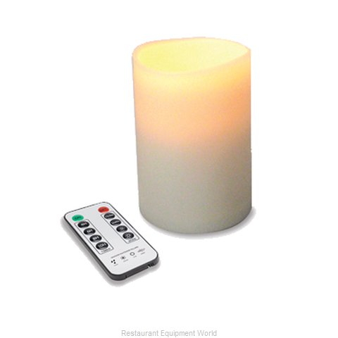 Hollowick OP35ITR Candle Flameless Battery Operated