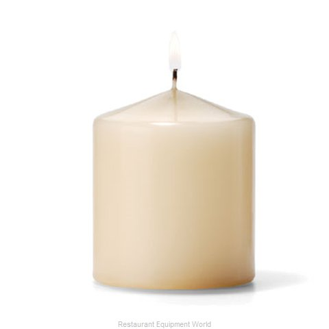 Hollowick P3X3I-12 Candle, Wax