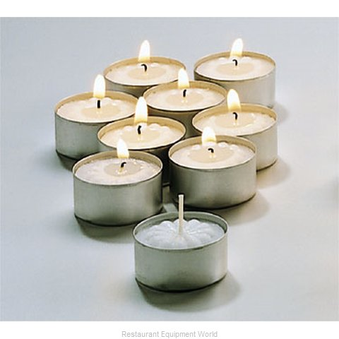 Hollowick TL5W-500 Candle, Wax