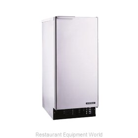 Hoshizaki C-101BAH Ice Maker with Bin, Nugget-Style