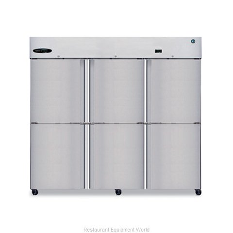 Hoshizaki CF3B-HS Reach-In Freezer 3 sections