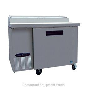 Hoshizaki CPT46 Refrigerated Counter, Pizza Prep Table