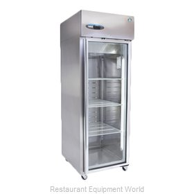 Hoshizaki CR1S-FGE Refrigerator, Reach-In