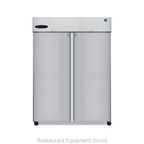 Hoshizaki CR2B-FS Reach-in Refrigerator 2 sections