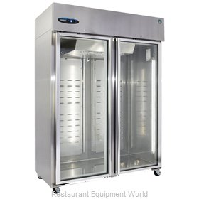 Hoshizaki CR2S-FGE Refrigerator, Reach-In