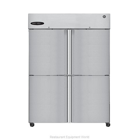 Hoshizaki CR2S-HS Refrigerator, Reach-In (Magnified)
