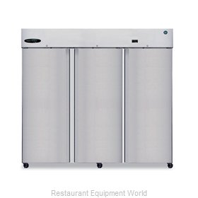 Hoshizaki CR3B-FS Reach-in Refrigerator 3 sections