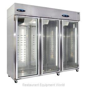 Hoshizaki CR3S-FGE Refrigerator, Reach-In