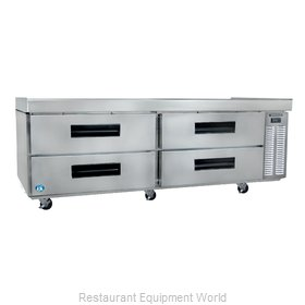 Hoshizaki CRES72 Equipment Stand, Refrigerated Base