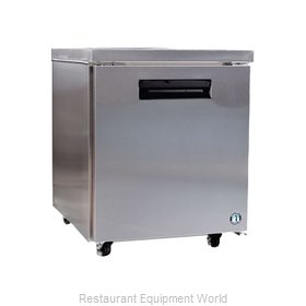 Hoshizaki CRMF27-01 Freezer, Undercounter, Reach-In