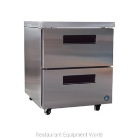 Hoshizaki CRMF27-D Freezer, Undercounter, Reach-In
