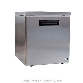 Hoshizaki CRMF27-LP Freezer, Undercounter, Reach-In