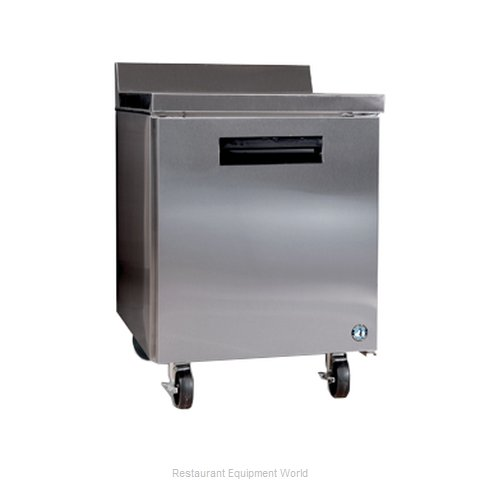 Hoshizaki CRMF27-W Freezer Counter, Work Top