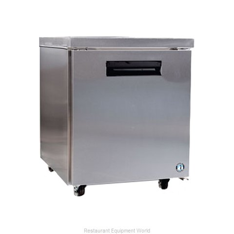 Hoshizaki CRMF27 Reach-In Undercounter Freezer 1 section