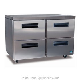 Hoshizaki CRMF48-D4 Freezer, Undercounter, Reach-In