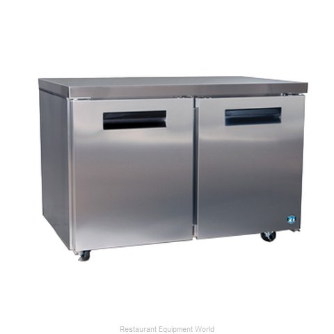 Hoshizaki CRMF48 Reach-In Undercounter Freezer 2 section