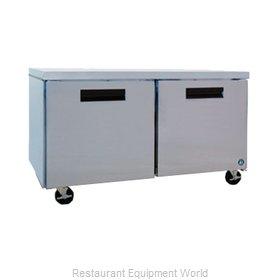 Hoshizaki CRMF60-01 Freezer, Undercounter, Reach-In