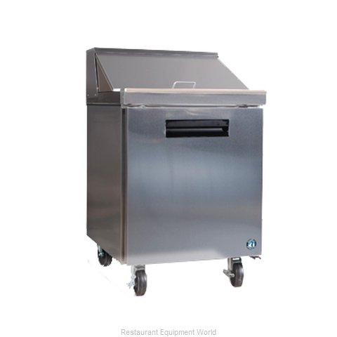Hoshizaki CRMR27-8 Refrigerated Counter, Sandwich / Salad Top