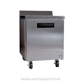 Hoshizaki CRMR27-W01 Refrigerated Counter, Work Top